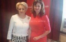 Senatoarea de Călărași Roxana Pațurcă, o susținătoare a Vioricăi Dăncilă | Iată de ce
