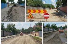 Călărași | Străzile din Lotul 1 Mircea Vodăau intrat în reabilitare