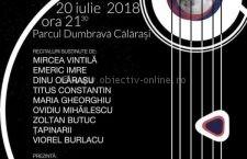 """Artiști de marcă pe scena Parcului Dumbrava la """"Noaptea Albă a Muzicii Folk"""""""