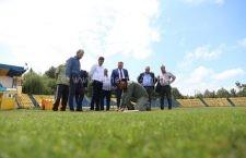 """Vasile Iliuță despre omologarea stadionului Dunării: """"Un moment de bucurie pentru întreaga comunitate"""""""