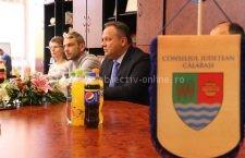 """A fost semnat proiectul """"Managementul eficient al situațiilor de urgență în regiunea transfrontalieră Călărași – Veliko Târnovo"""""""