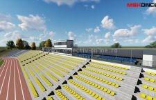 Consiliul Județean dă asigurări că lucrările la stadion vor fi gata la timp