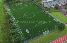 FRFși Primăria Călărași vor construi un teren de fotbalsintetic în municipiu