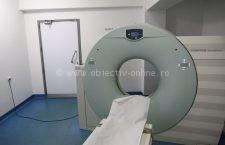 Computerul Tomograf de la Spitalul Județean funcționează din nou