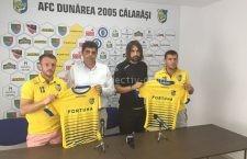 Alexandru Bourceanu a devenit jucătorul Dunării Călărași