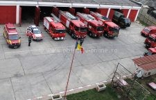 ISU Călărași sărbătorește astăzi Ziua Pompierilor