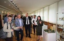 """Romsilva a inaugurat expoziția """"100 de ani în silvicultură în România"""" dedicată Centenarului Marii Uniri"""