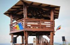 Romsilva a inaugurat Punctul Frăției Neamului Românesc, obiectiv dedicat marcării Centenarului Marii Uniri