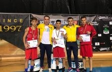 Tavi Dobre, noul campion național de juniori la categoria 50 kg