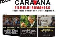 Proiecții gratuite de film românesc, în acest week-end, în Parcul Dumbrava