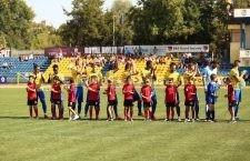 Dunărea debutează astăzi în Cupa României cu CSM Slatina