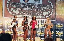Medalii de bronz obținute de sportivii CS Fortus Călărași la Finalele Campionatelor Naționale de Culturism și Fitness Arad