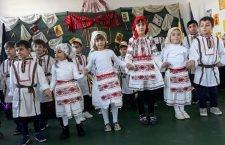 Marea Unire a celor mici la Școala Gimnazială Mircea Vodă