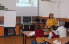 Ziua Naţională a culturii la Şcoala Gimnzială Iancu Rosetti
