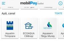 Facturile către Ecoaqua Călăraşi se pot plăti şi de pe mobil