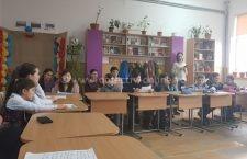 Cenaclu Literar la Școala Gimnazială Nr. 1 Jegălia