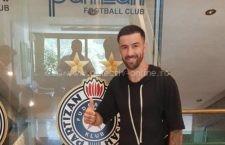 Gabriel Enache vine la Dunărea Călărași, de la Partizan Belgrad, sub formă de împrumut