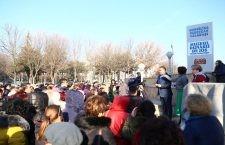 Personalul Spitalului Județean Călărași, protest spontan pentru neacordarea normei de hrană