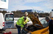 Verificări RAR 2018 Călărași: 105 mașini prezentau pericol iminent de accident