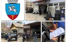 Primăria Călărași va verifica modul de ocupare a domeniului public de către societățile comerciale