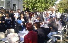 Astăzi are loc Bursa Generală a Locurilor de Muncă organizată de AJOFM Călăraşi