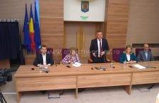 Carmen Avram, candidat PSD la europarlamentare, s-a întâlnit ieri cu fermierii călărășeni