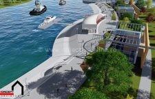A fost semnat contractul de finanțare pentru proiectul Promenada Călărași