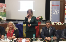 """(P) Senator Roxana Pațurcă, prezentă la evenimentul """"Susţinem învăţământul preuniversitar agricol"""""""