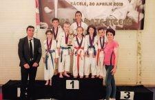 CS Seijitsu Călărași, 21 de medalii la Cupa Tigers ediția a VII-a– 11 de aur, 6 de argint și 4 bronz