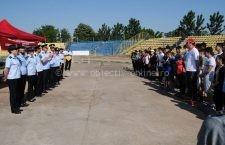 """Școala Gimnazială """"Nicolae Titulescu"""" Călărași, câștigătoarea concursului """"Prietenii Pompierilor"""""""