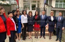 (P) Organizația PSD Călărași a organizat, pe 15 mai, o amplă acțiune în cadrul campaniei pentru alegerile europarlamentare