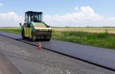 Circulația spre Chiciu, restricționată! Încep lucrările de asfaltare pe DN 3 Călărași – Chiciu!