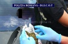 Bărbat din Roseți, arestat pentru trafic de droguri de risc