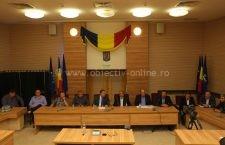 Contractul de modernizare a DJ 402 și DJ 302 a fost semnat astăzi de președintele CJ, Vasile Iliuță