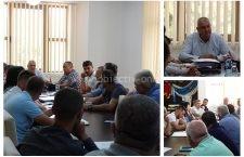 Primarul Daniel Drăgulin a solicitat urgentarea lucrărilor la Bulevardul Titulescu
