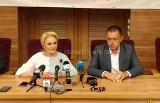 Premierul Viorica Dăncilă promite că va urgenta procedurile pentru Pasajul de la Drajna