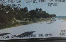 18 călărășeni au rămas fără permis pentru depășirea vitezei