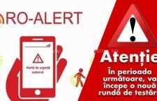 Nu vă panicați! ISU Călărași va testa sistemul de avertizare RO-ALERT