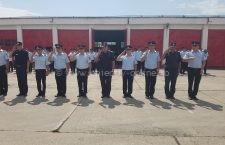 93 de subofițeri și 2 ofițeri ai ISU Călărași au fost avansați în grad