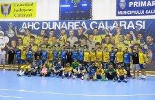 Steaua și CSM București, câștigătoare în prima zi a turneului Cupa Dunării