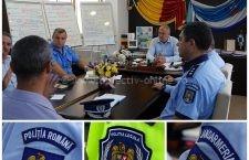 În următoarea perioadă se va mări numărul patrulelor mixte în municipiul Călărași