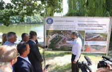 Ministrul Turismului, Bogdan Trif, a semnat contractul de finanțare pentru realizarea Portului Turistic Călărași