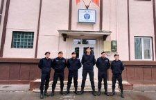 Tineri absolvenţi, repartizaţi la Inspectoratul de Jandarmi Judeţean Călăraşi