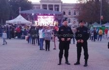 6 călărășeni au fost sancționați de jandarmi la evenimentele prilejuite de Zilele Municipiului Călărași