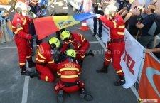 Salvatorii din România au obținut locul al doilea la Competiția Mondială de Salvare. Din echipa României au făcut parte și pompieri călărășeni