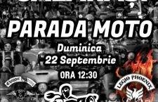100 de motoclicliști vor participa la Parada Moto de anul acesta