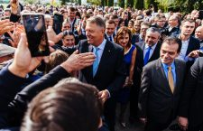 Președintele României, Klaus Iohannis, va fi prezent miercuri la Călărași