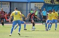 Meciul Dunărea Călărași – Rapid București, care urma să se joace sâmbăta asta, a fost amânat