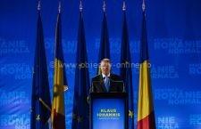 Klaus Iohannis: România normală înseamnă continuarea luptei anti-corupție