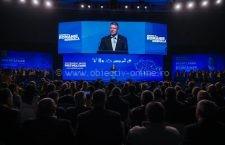 Klaus Iohannis: Numai prin vot ne eliberăm de rămăşiţele comunismului şi de un PSD care a inhibat dezvoltarea României